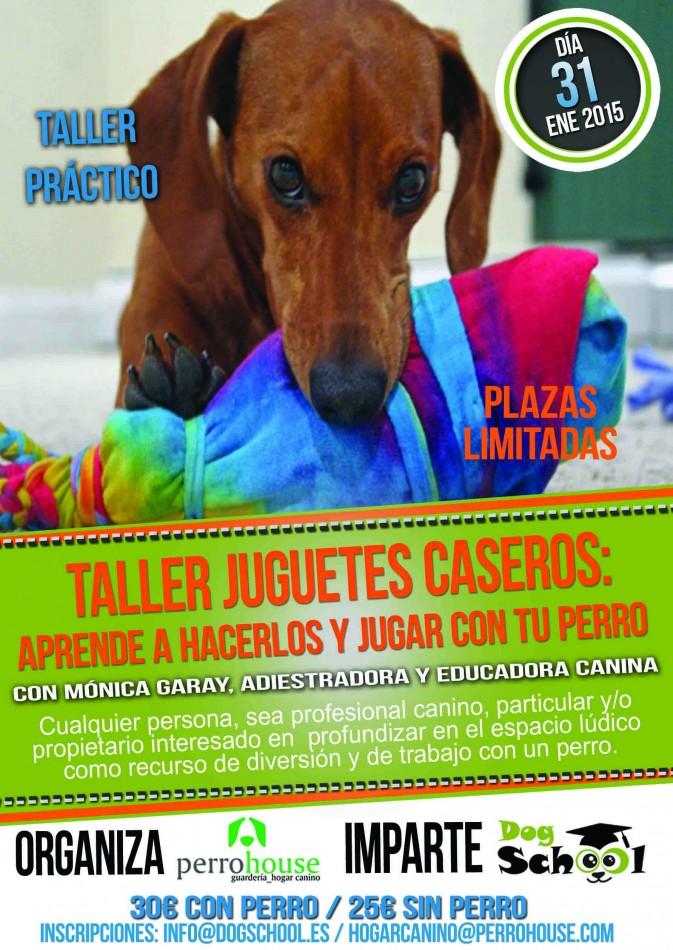 TALLER JUGUETES CASEROS